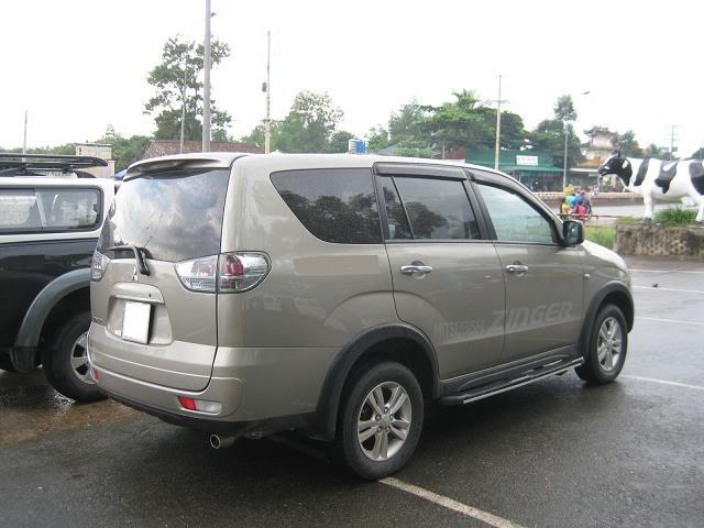 Mitsubishi Zinger 2009 Photo - 1
