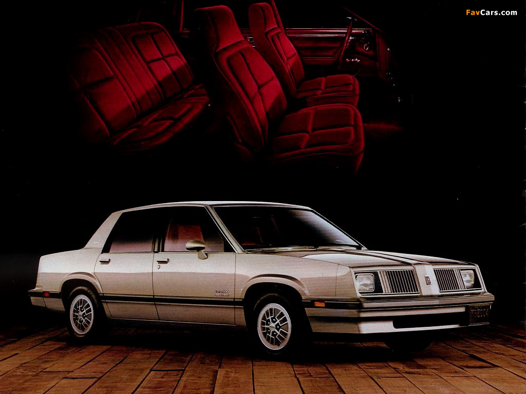 Oldsmobile Omega 1980 Photo - 1