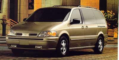 Oldsmobile Silhouette 1999 Photo - 1