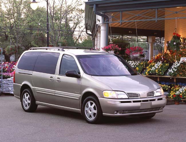 Oldsmobile Silhouette 2003 Photo - 1