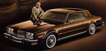 Oldsmobile Toronado 1980 Photo - 1