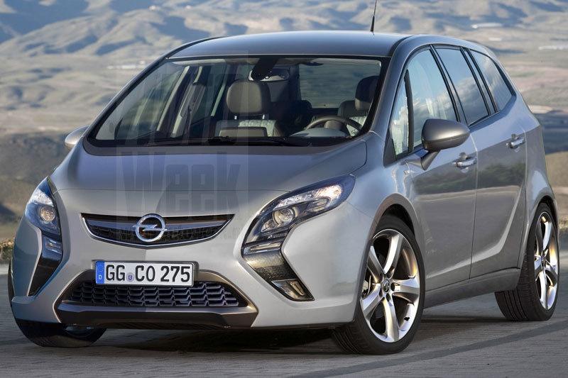 Opel Zafira 2013 Photo - 1