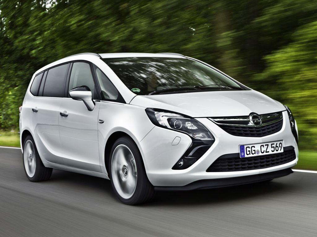 Opel Zafira 2014 Photo - 1