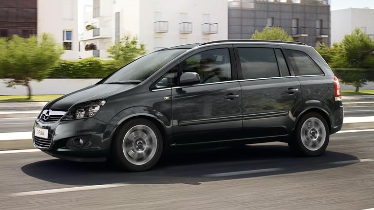 Opel Zafira 2015 Photo - 1