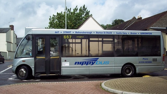 Optare Solo 2007 Photo - 1