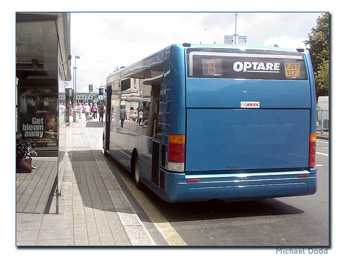 Optare Solo 2008 Photo - 1