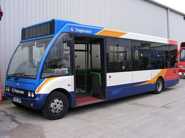 Optare Solo 2009 Photo - 1