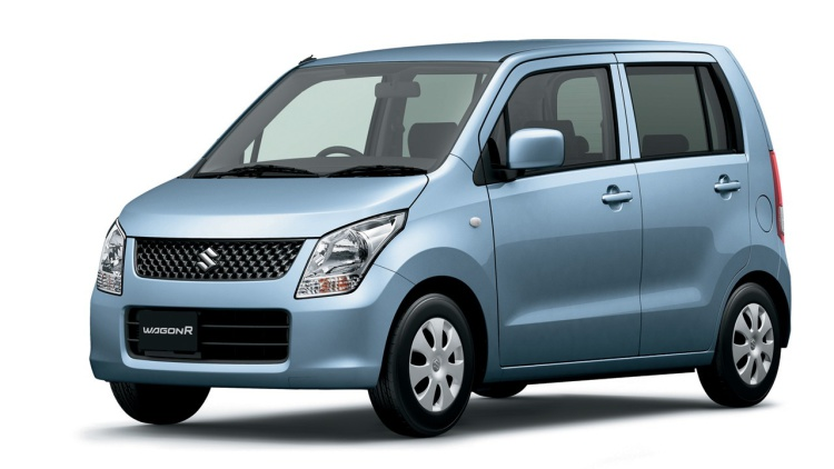 Suzuki Wagon R 2009 Photo - 1