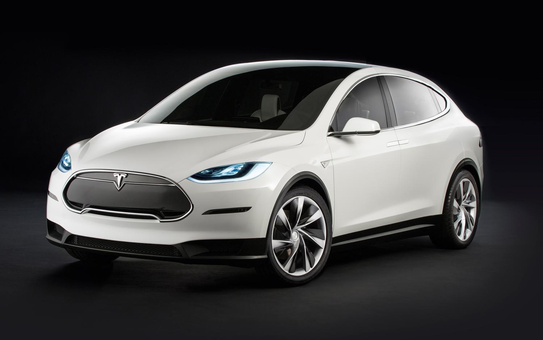 Tesla Model X 2015 Photo - 1