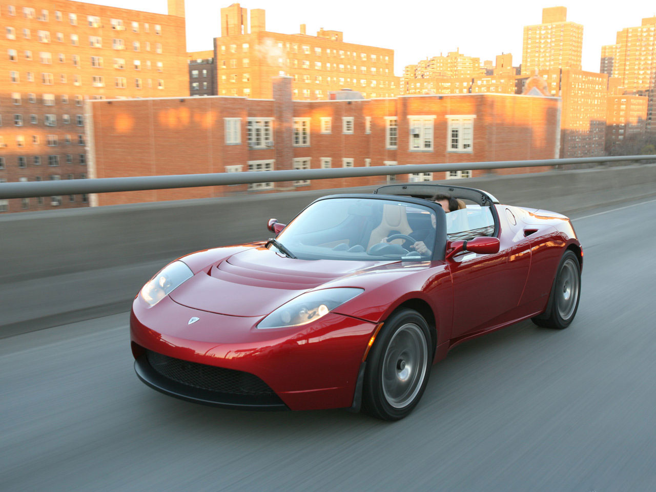 Tesla Roadster 2008 Photo - 1
