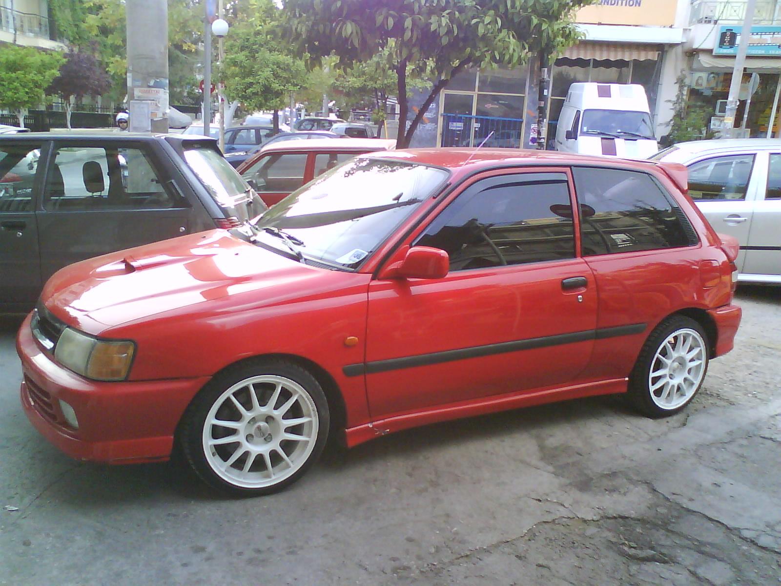 Toyota Starlet 1991 Photo - 1