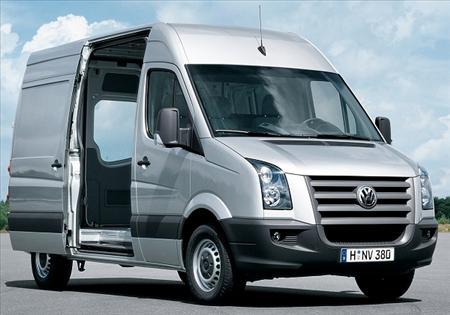 Volkswagen Crafter 2015 Photo - 1