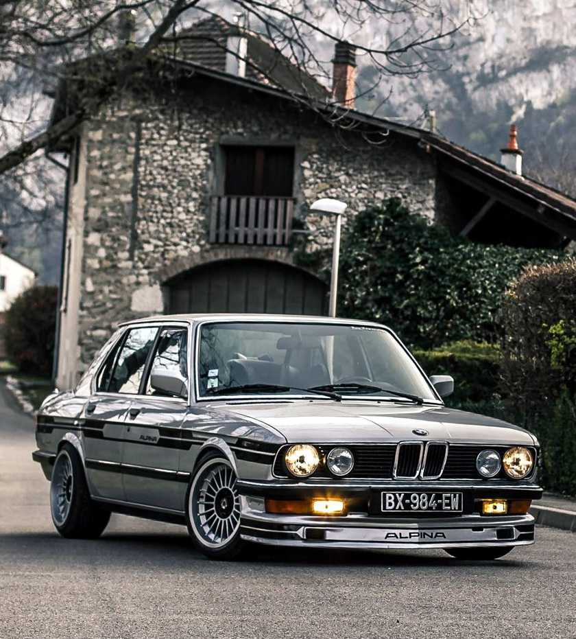 Bmw 100: BMW E28 Alpina: Review, Amazing Pictures And Images