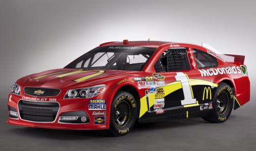 Chevrolet Sprint 2013