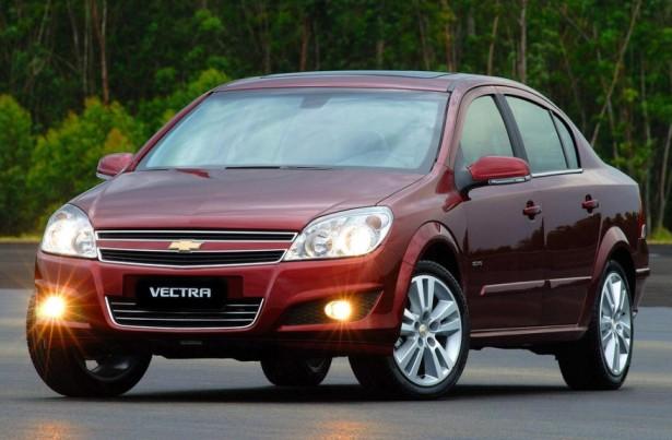 Chevrolet Vectra 2013