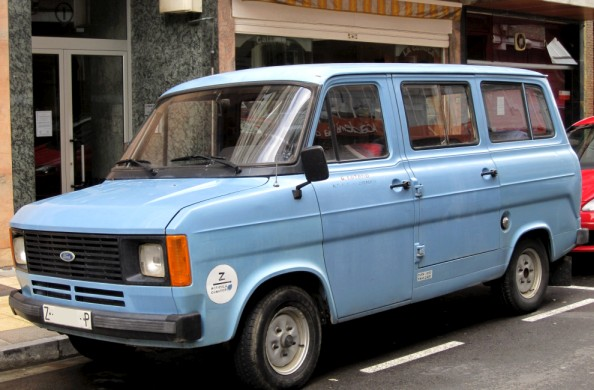 Ford Transit 1982-2