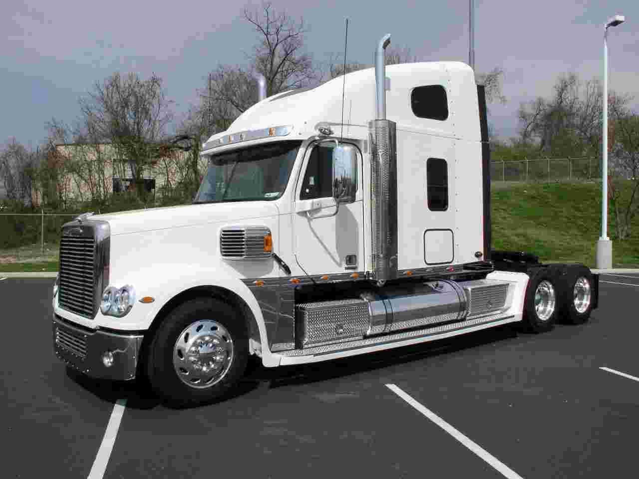 Freightliner Coronado 2015