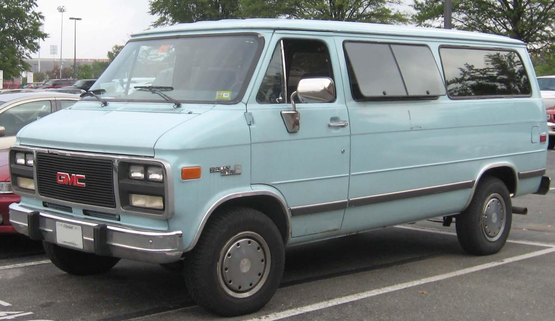 GMC Vandura 1983