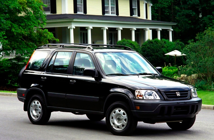 Honda Crv 1995 Review Amazing Pictures And Images Look At The Car