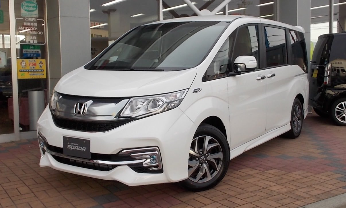 Honda Stepwgn 2015: Review, Amazing Pictures and Images ...
