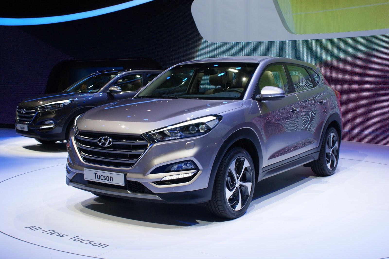 Hyundai Tuscan 2015