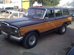 Jeep Wagoneer 1982