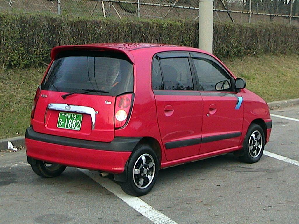 Kia Visto 2002