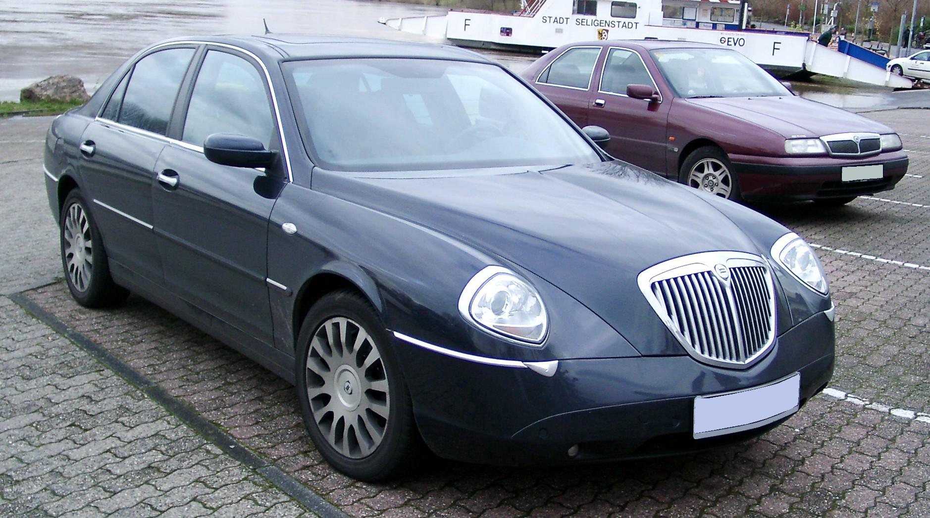 Lancia Thesis 2009
