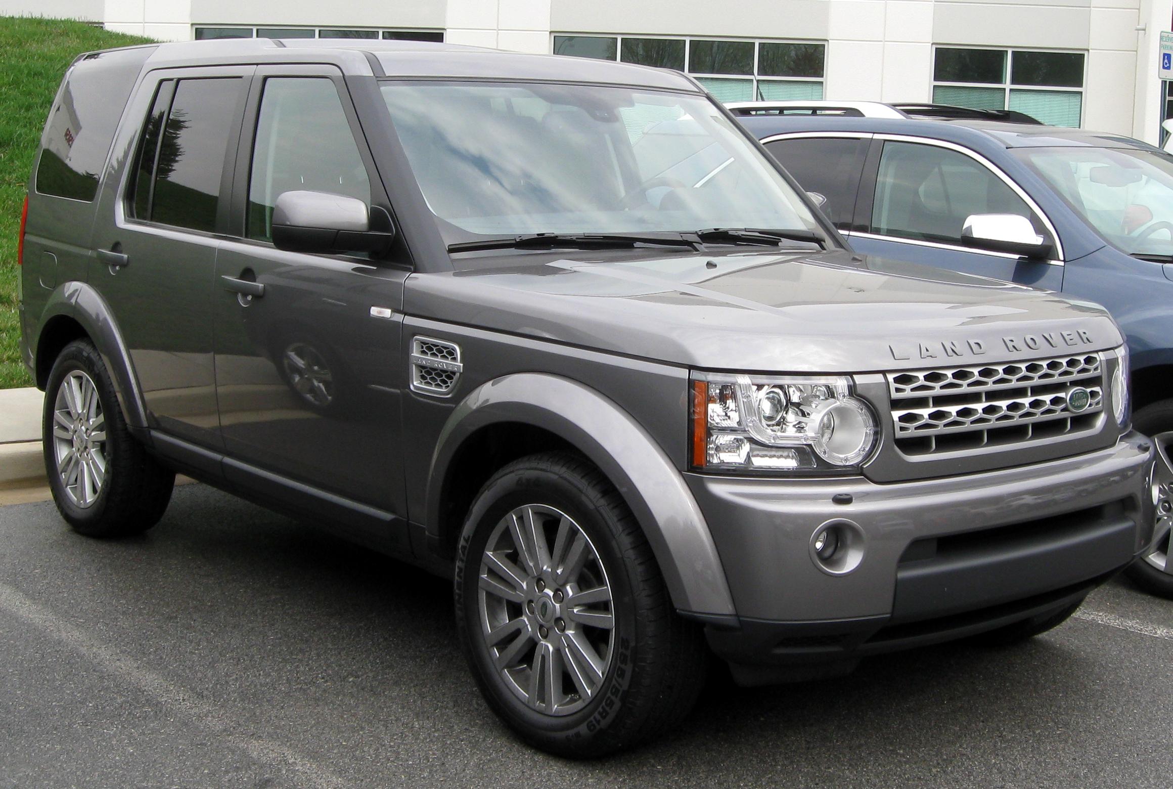 Land Rover LR4 2011
