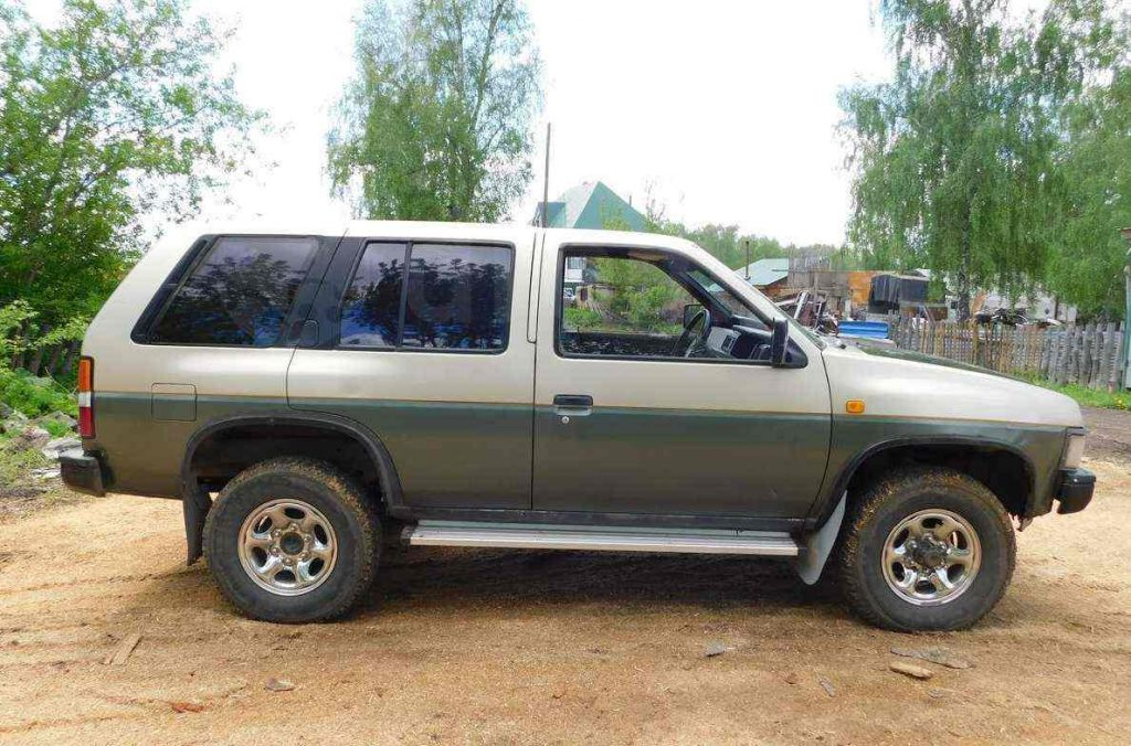 Nissan Terrano 1993  Review  Amazing Pictures And Images