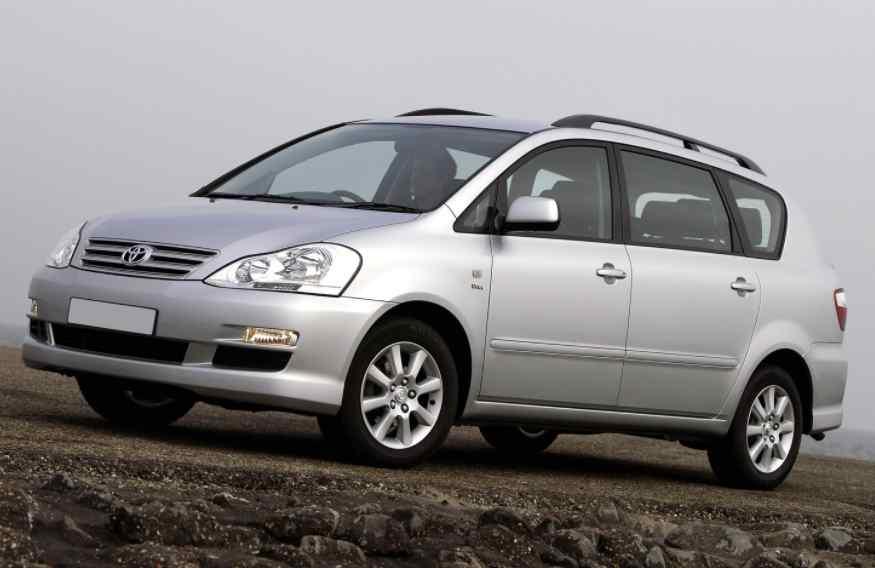 Toyota Picnic 2010-2
