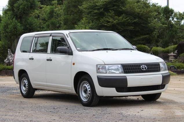 Toyota Probox 2009-3