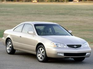 Acura cl 2002 photo - 2