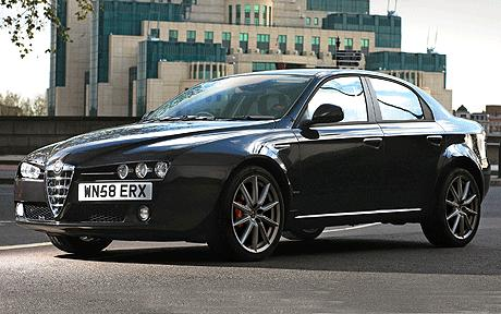 Alfa Romeo 159 2008 photo - 1