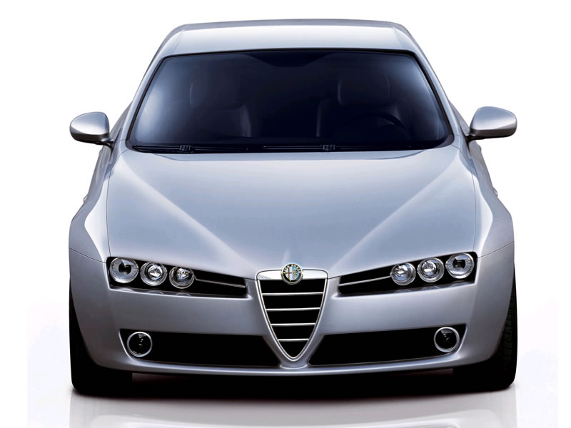 Alfa Romeo 159 2008 photo - 2