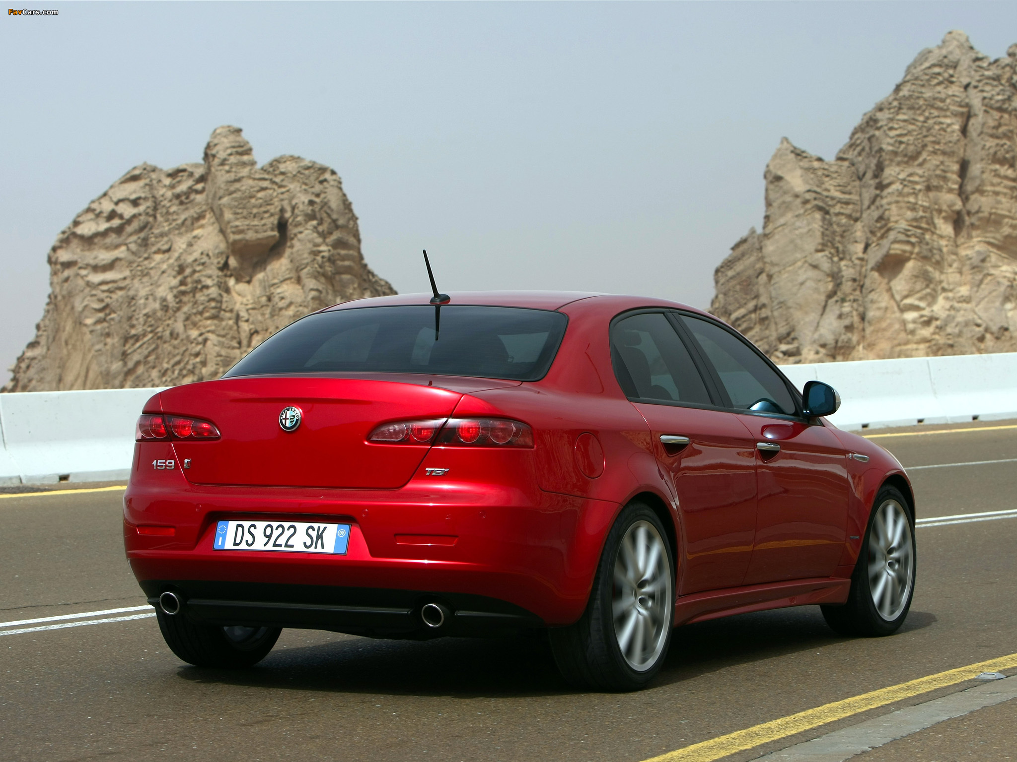 Alfa Romeo 159 2008 photo - 3