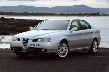 Alfa Romeo 166 2005 photo - 2
