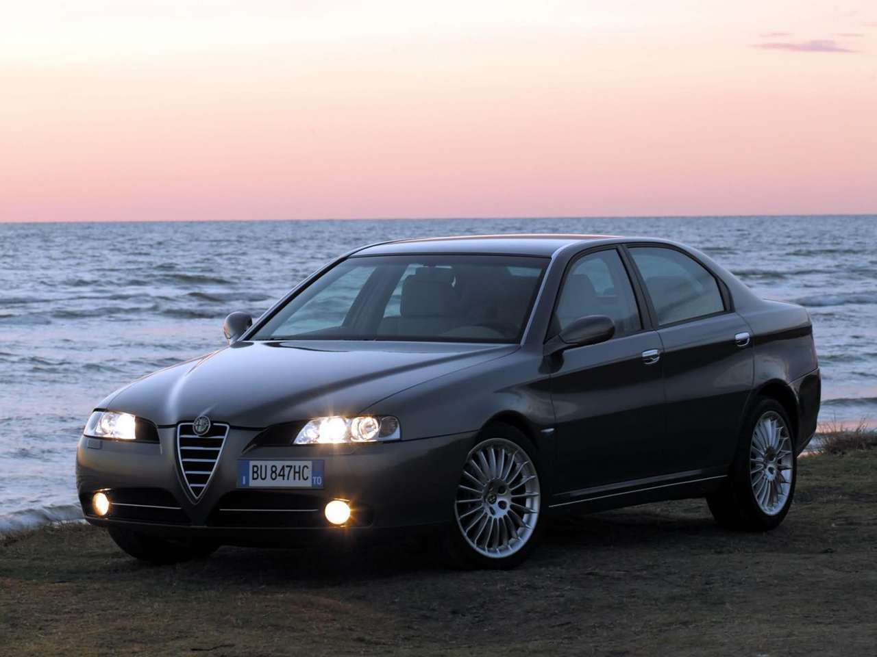 Alfa Romeo 166 2005 photo - 3