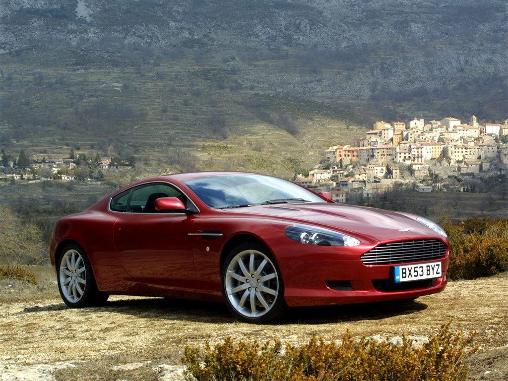 Aston Martin DB9 2008 photo - 2