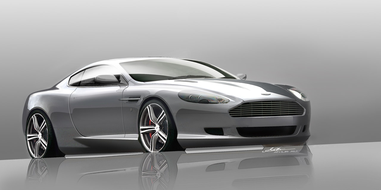 Aston Martin DB9 2008 photo - 3