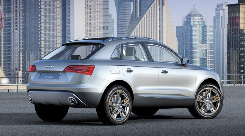 Audi Q3 2011: Review, Amazing Pictures and Images - Look ...