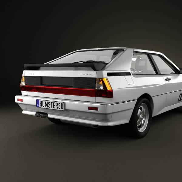 Audi Quattro 1980: Review, Amazing Pictures and Images ...