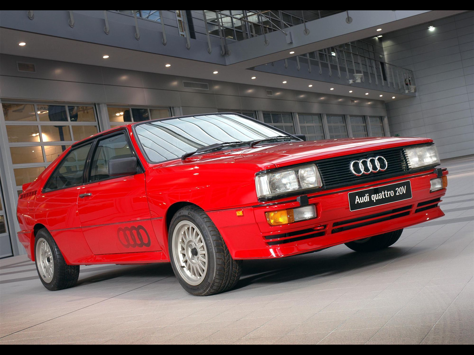 Audi Quattro 1990: Review, Amazing Pictures and Images - Look at the car