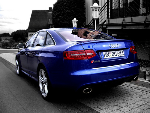 Audi RS6 2009: Review, Amazing Pictures and Images - Look at the car