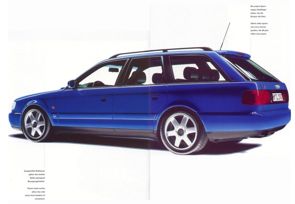 Audi S6 1997: Review, Amazing Pictures and Images – Look at the car