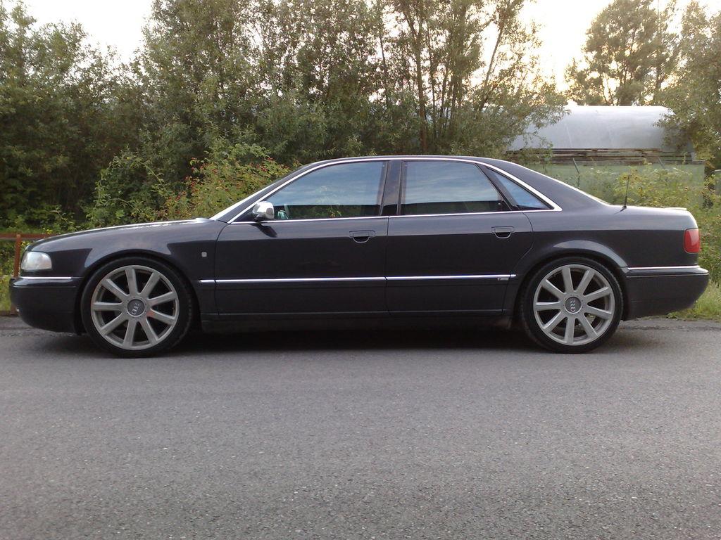 Kelebihan Audi S8 1998 Murah Berkualitas