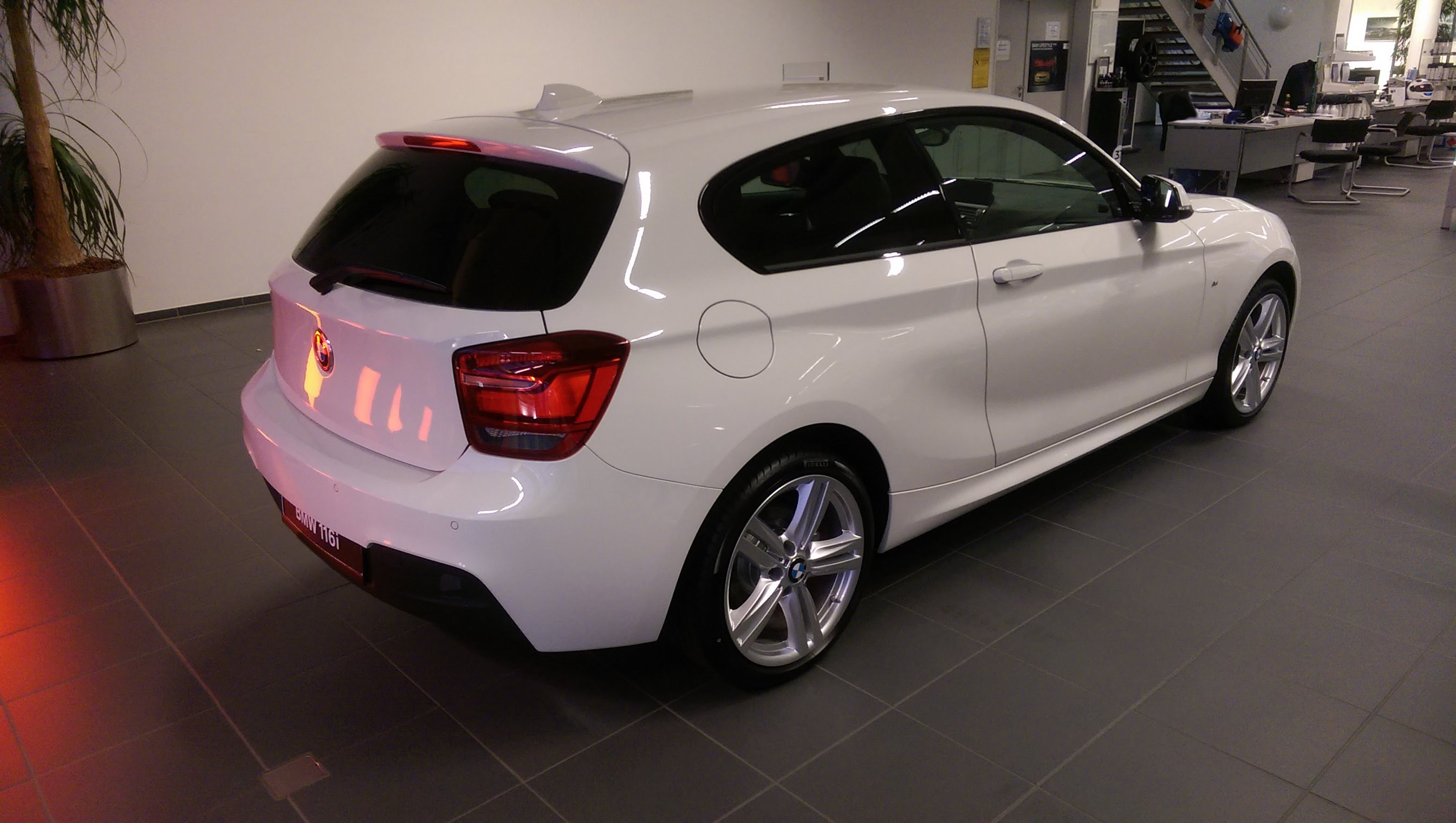 BMW 116i 2015: Review, Amazing Pictures and Images – Look ...