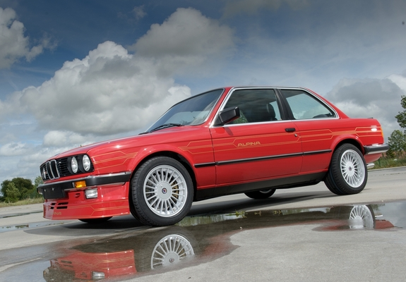 BMW 3-series 1986 photo - 2