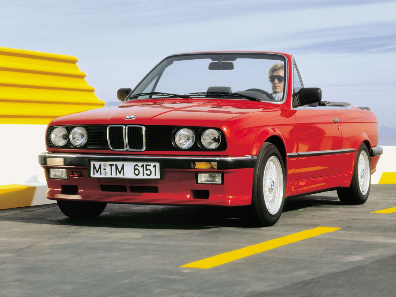 BMW 3-series 1986 photo - 3