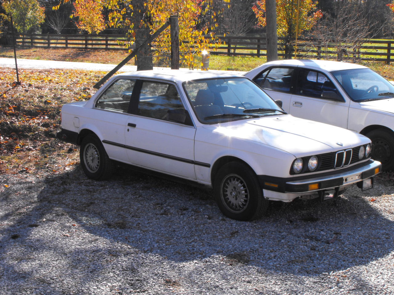 BMW 3-series 1986 photo - 5